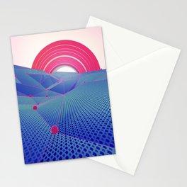 Digital Landscape Stationery Cards