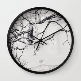 Black & White (6 of 7) Wall Clock