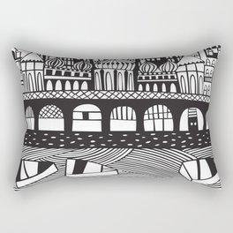 Brighton, England Rectangular Pillow