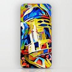R2D2 iPhone & iPod Skin