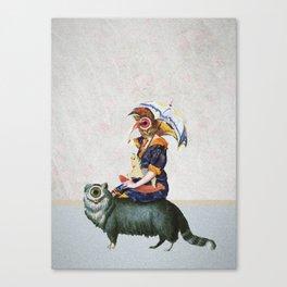 The Succubus Canvas Print