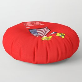 Repealed Obamacare Floor Pillow