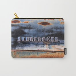 Studebaker Old Rusty Truck Emblem Carry-All Pouch