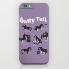 The Daily Tail Horse Slim Case iPhone 6s