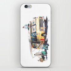 the GISHBUS iPhone & iPod Skin