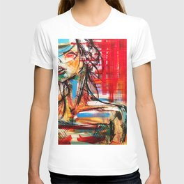 Wind Girl T-shirt