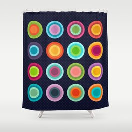 Targets Shower Curtain