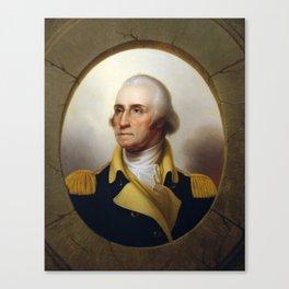General Washington Canvas Print