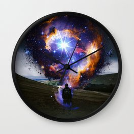 Possiblities Wall Clock