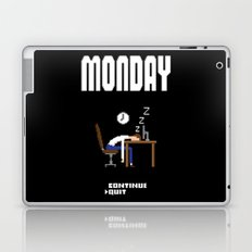 If Monday was a game Laptop & iPad Skin