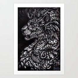 Vanquisher Art Print