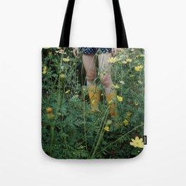Green farmer Tote Bag