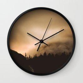 Breaking Dawn Wall Clock