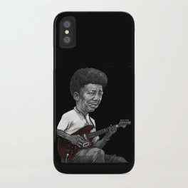 Muddy Waters iPhone Case