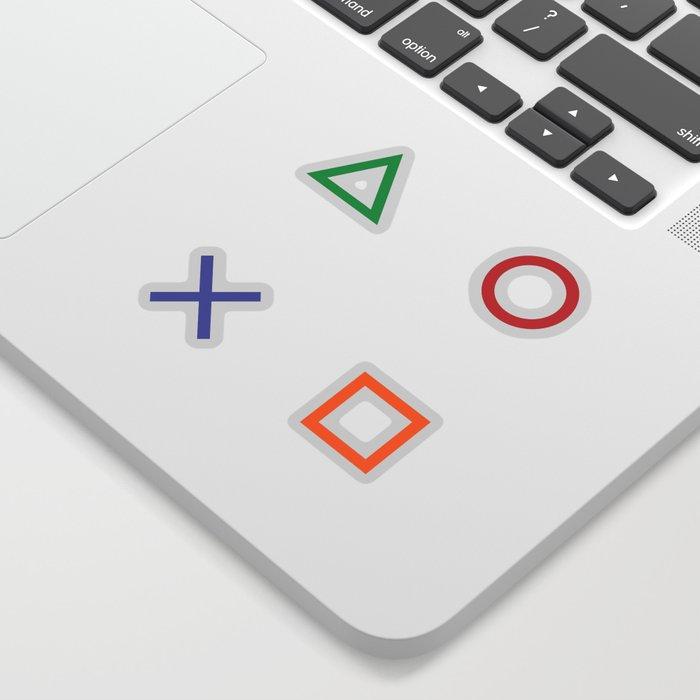 Colofrul Gamer Sticker