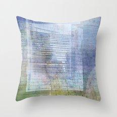 UrbanMirror Throw Pillow