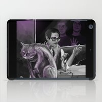 kevin russ iPad Cases featuring Kevin?! by Justyna Rerak