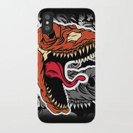 Dominate iPhone Case