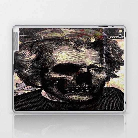 Jackson pop art  Laptop & iPad Skin
