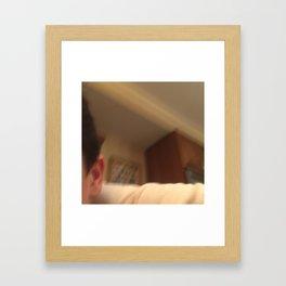 I dream of céline Framed Art Print