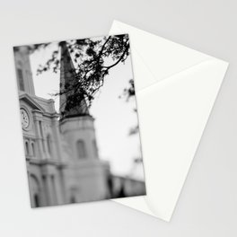 French Quarter Morning Stationery Cards