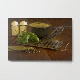 From Granny's Kitchen  Metal Print