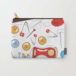 Sewing Pattern Carry-All Pouch