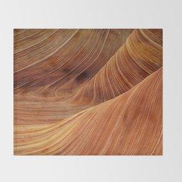 Sandstone Throw Blanket