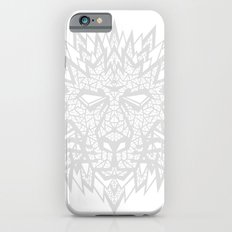 Heart of a Lion - Gray Slim Case iPhone 6s