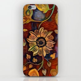 Richness of Color iPhone Skin