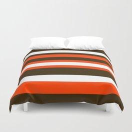 Cleveland Colors Duvet Cover