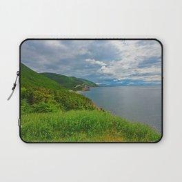 Cheticamp Coast Laptop Sleeve
