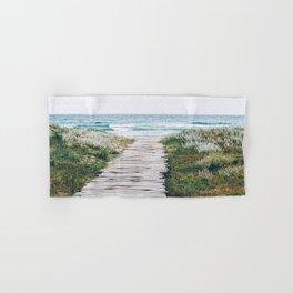 Path to my Heart Hand & Bath Towel