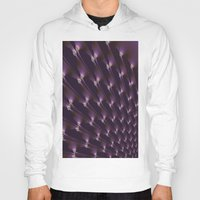 the shining Hoodies featuring Shining fractal. by Assiyam