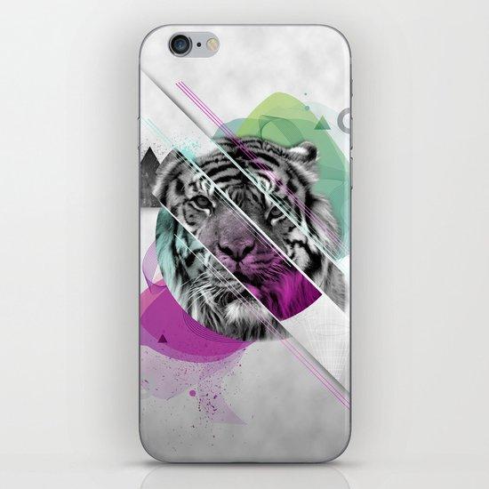 Le tigre iPhone & iPod Skin