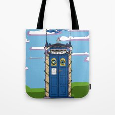 Fairytales & Relative Dimensions In Space Tote Bag