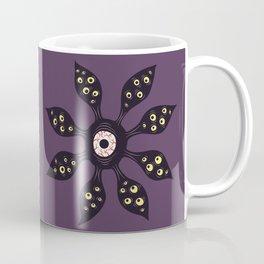 Eye Monster Weird Witchy Art Coffee Mug