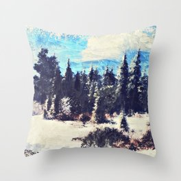 If Winter comes Throw Pillow