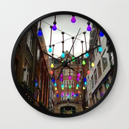 carnaby pride Wall Clock