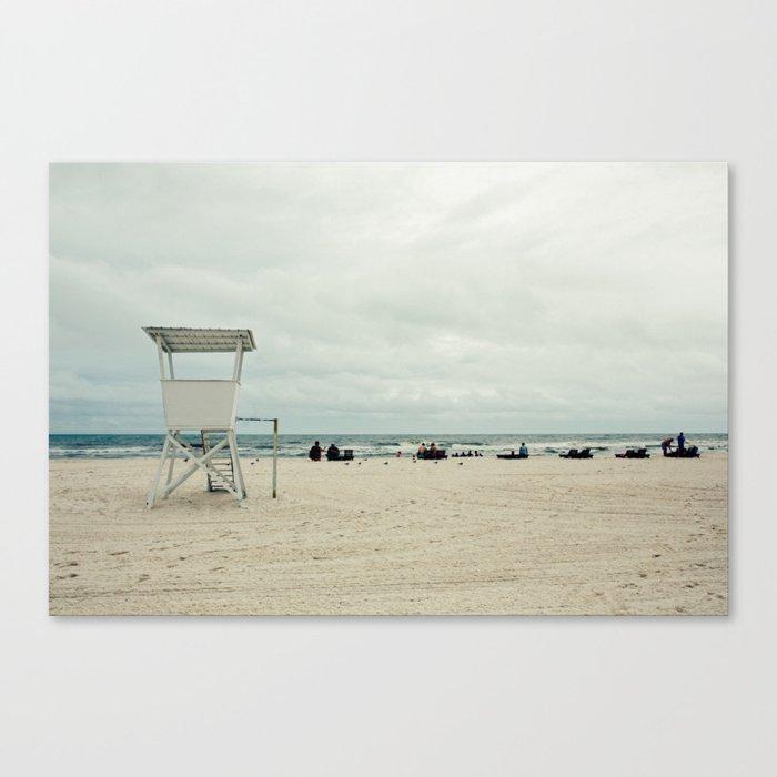 Safeguard Stand Canvas Print