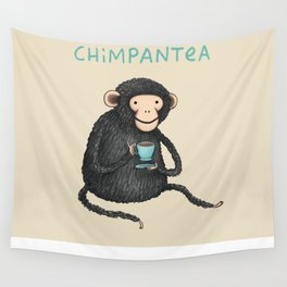 Chimpantea Wall Tapestry