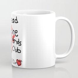 Undead Vampire Girlfriends Club Coffee Mug