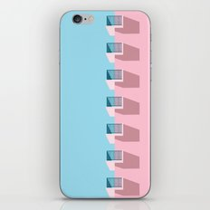 cool. calm. collected. iPhone Skin