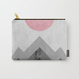 Landscape collage marble XVI Carry-All Pouch