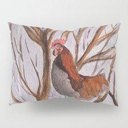 Our Neighbours Cockerel Pillow Sham