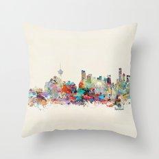 Vancouver  Throw Pillow