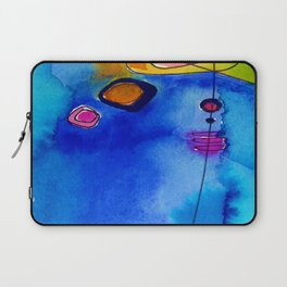 Magical Thinking No. 2C by Kathy Morton Stanion Laptop Sleeve