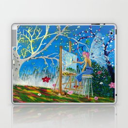 Fairy Artist Laptop & iPad Skin