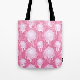 With Roses Tote Bag