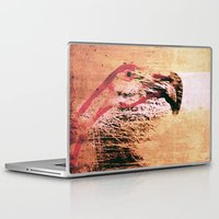 flamingo Laptop & iPad Skins featuring Flamingo by Fernando Vieira
